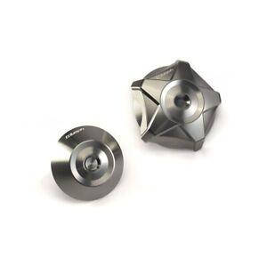 TRIUMPH-Speed-Triple-CNC-Hinterachsabdeckung-grau-eloxiert