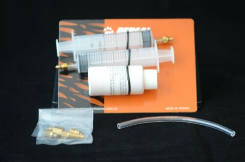 U.Z BIKE BENGAL Hydraulic Disc Brake Bleed Kit For SHIMANO//TEKTRO//GIANT