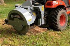 Baumalight 1p24 3 Point Hitch Stump Grinder
