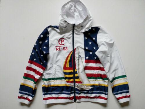 Polo Ralph Lauren Jacket Windbreaker Regatta Cp-93