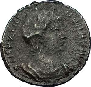 THEODORA-wife-of-Constantius-I-Chlorus-337AD-Authentic-Ancient-Roman-Coin-i65555