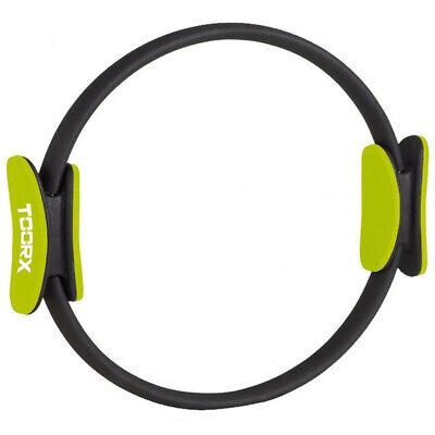 Toorx Pilates Ring 38 Cm Anello Cerchio Yoga Aerobica Fitness Manici Anatomici