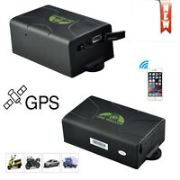 Gps Gsm/gprs Network Tracking Device Real Time Car Waterproof Position Tracker