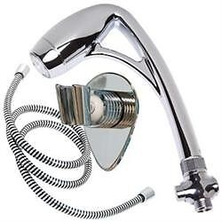 Image Is Loading Chrome Body Spa Handheld Shower Kit With SmartPause