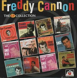 FREDDY-CANNON-THE-EP-COLLECTION-GREAT-CD