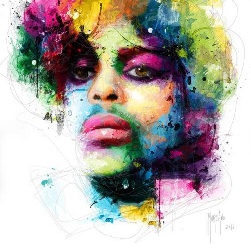 BULL POP BY PATRICE MURCIANO POP ART PRINT KEYRINGS-MUGS-ART PRINT