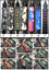 NEW-CUSTOM-Traxxas-1-10-Slash-Shock-Wraps-boots-covers-sox-1-set-4-pcs miniatuur 3