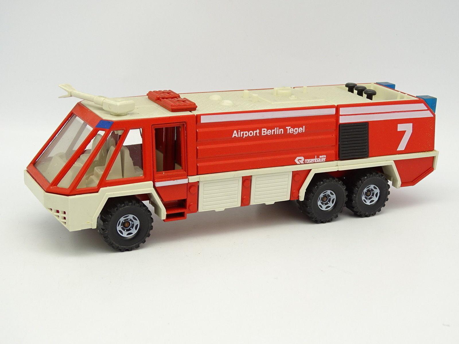 Siku 1 55 55 55 - pinknbauer Feuerwehr Flughafen 2a05c8