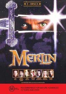 MERLIN-SAM-NEIL-CLASSIC-VERSION-2-DISCS-NEW-DVD