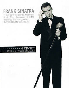 FRANK-SINATRA-034-4CD-Set-incl-36-Page-Booklet-034-NEU-amp-OVP-68-Tracks-78rpm-time