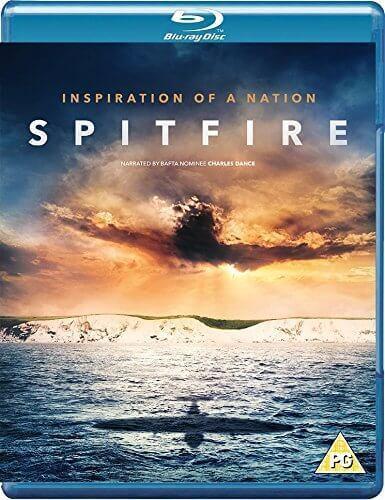 Spitfire - Inspiration of a Nation Blu-ray
