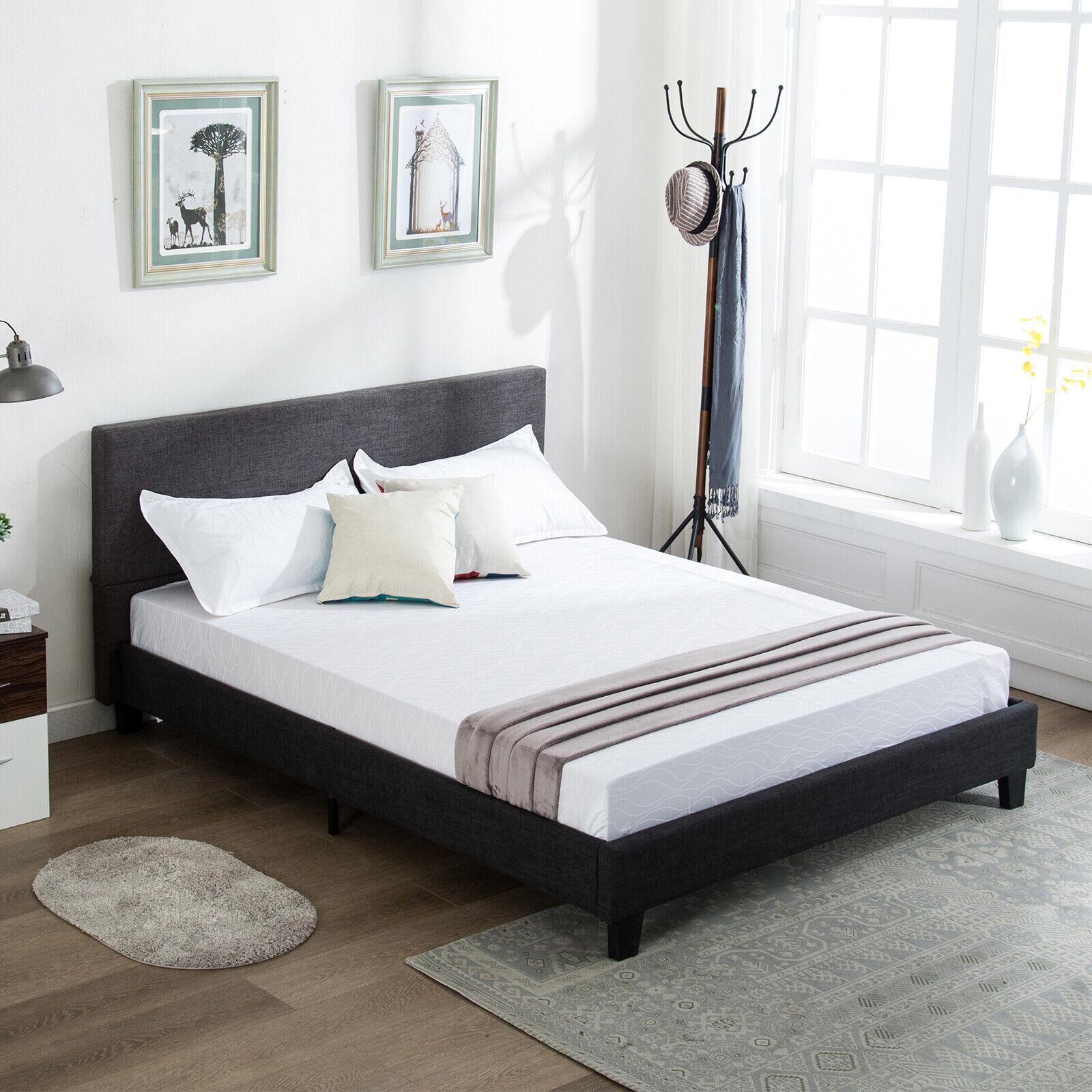 Tuffing Loft Bed Frame Dark Gray For Sale Online Ebay