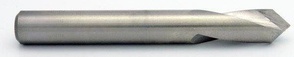 "3//16/"" 120° Degree Solid Carbide  NC Spot Drill 2/"" Long Melin Brand USA 17717"