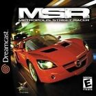 Metropolis Street Racer (Dreamcast, 2000)