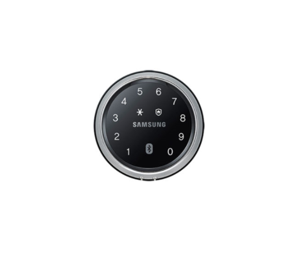 2016 Samsung Shp Dp720 Key Less Push From Outside Digital