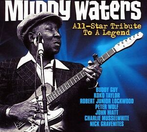 Various-Artists-Muddy-Waters-All-Star-Tribute-to-a-Legend-Various-New-CD