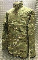Genuine British Army MTP Lightweight Jacket Temperate Weather Camo Pattern - NEW