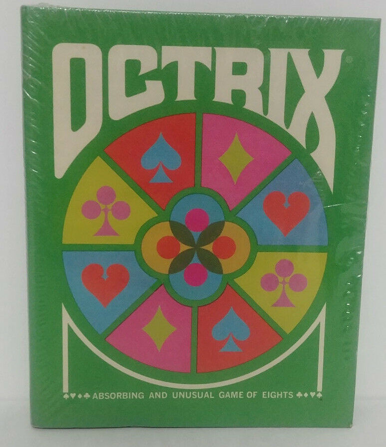 Classic1970  3M Gamette--OCTRIX--NEW, Sealed--Game of Eights