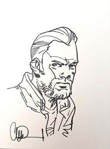 Abraham-Ford-by-Charlie-Adlard-TWD-Walking-Dead-Signed-Sketch-Original-Art