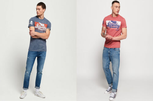 Superdry Icarus Mid Weight T-Shirt
