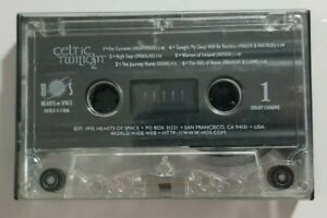 Celtic Twilight 2 Audio Cassette Tape No Inlay 1995 Hearts of Space