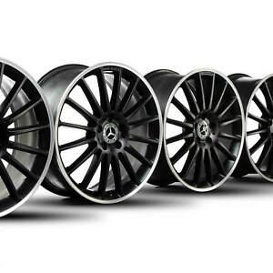 19-Zoll-Mercedes-Benz-C-Klasse-W204-C63-AMG-Alufelgen-A2044014802-A2044014902