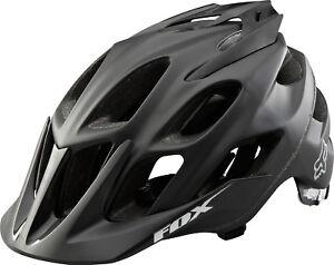 Fox-Flux-Helmet-XS-S-NOUVEAU-Cyclisme-Noir