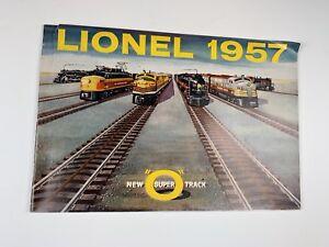 Lionel-Toy-Train-1957-Catalog-New-Super-O-Track