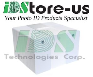 100-Blank-White-3-UP-Breakaway-Keytag-PVC-Cards-CR80-30-Mil-Graphics-Quality