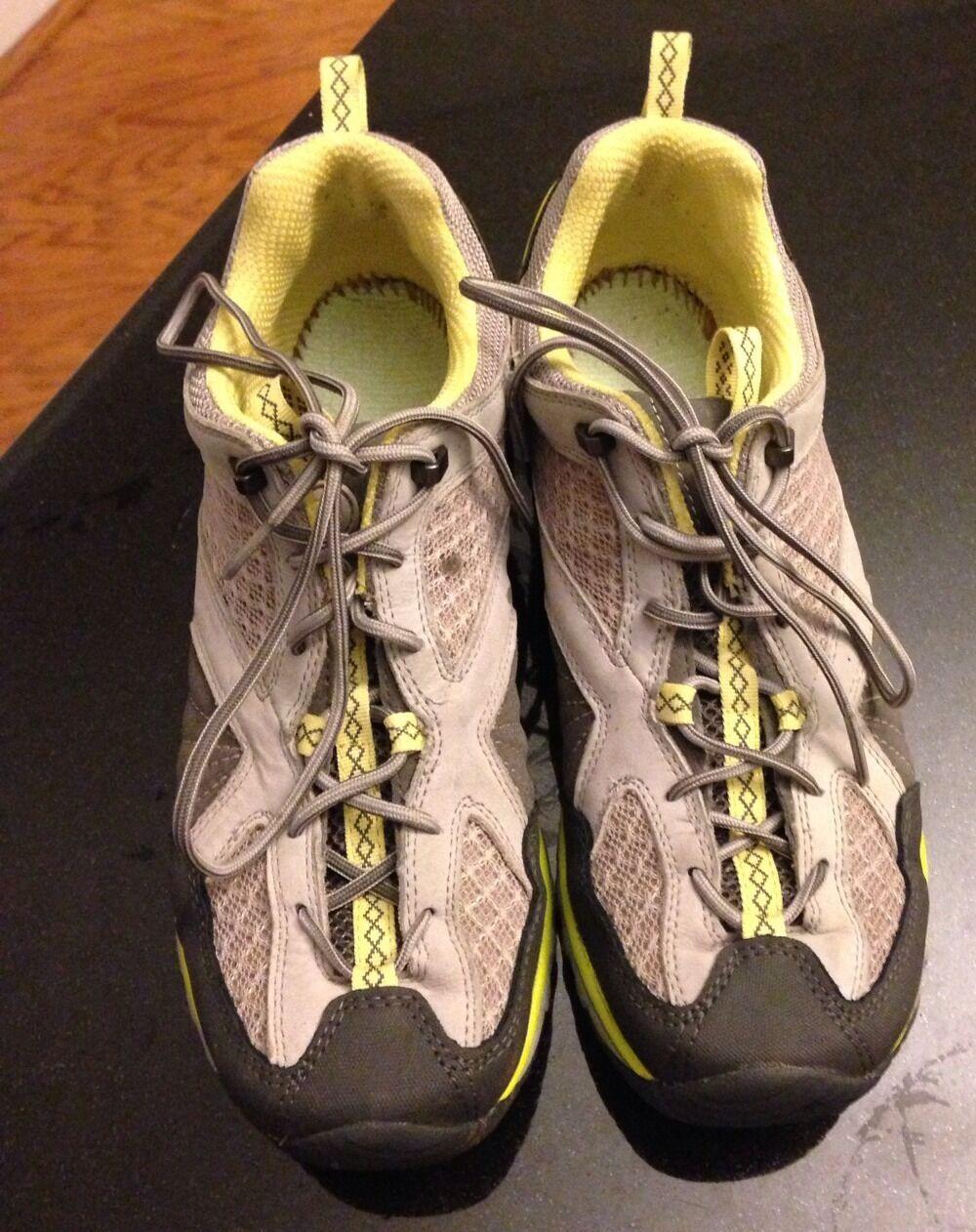 Damenschuhe Merrell Avian Light Ventilator Opal/Gray Trail Running Schuhes Sz 11 119
