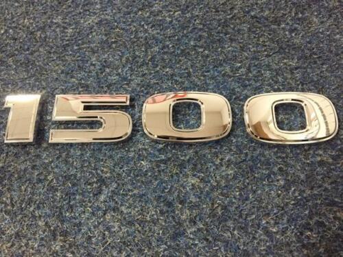 """Dodge Ram /""""RAM 1500/"""" Badge"""