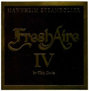 MANNHEIM STEAMROLLER Fresh Aire IV CD U.S. Prog Rock – Top Sound Quality
