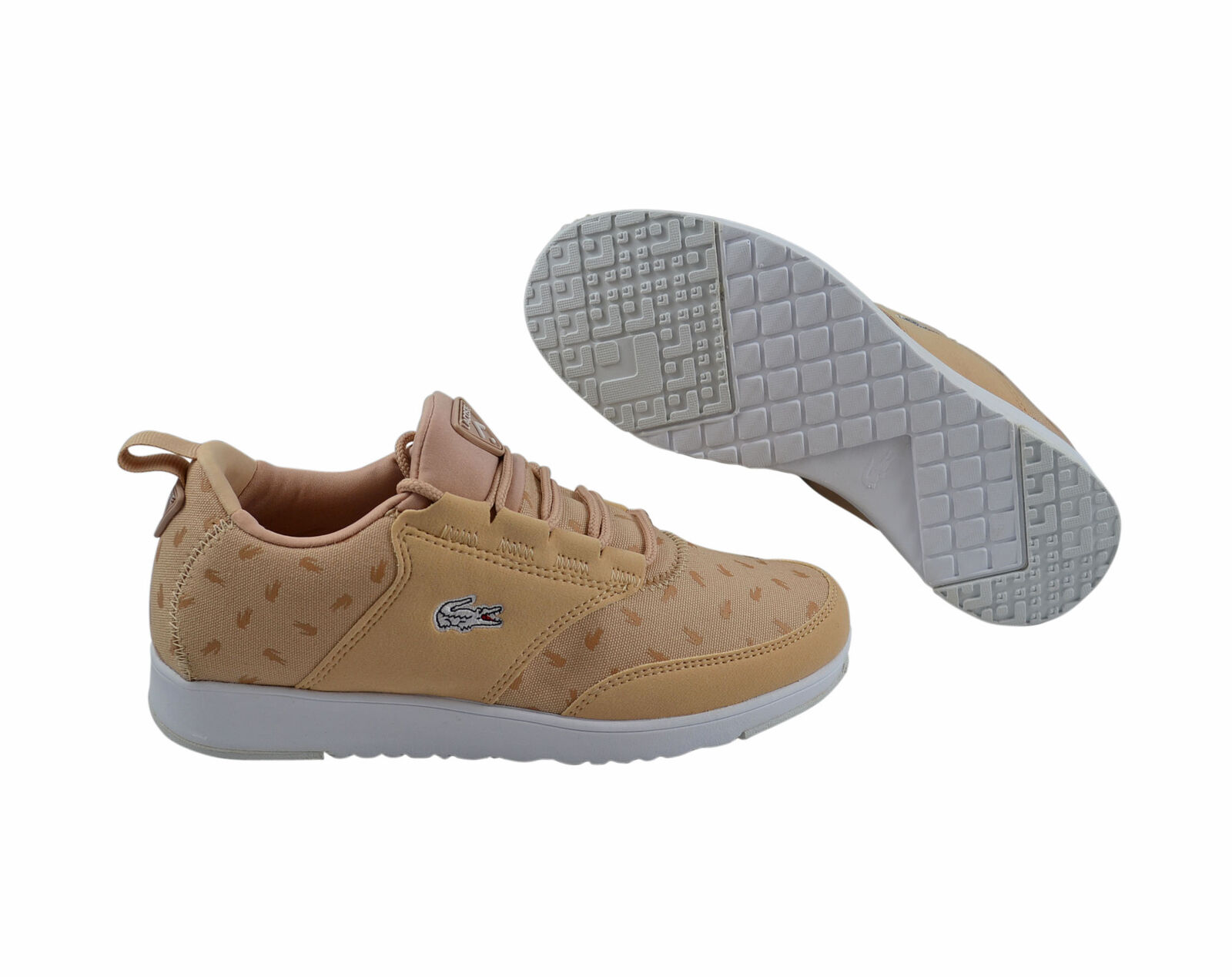 Lacoste L. ight 01 bb2 SPW natural zapatos light cortos-venta con