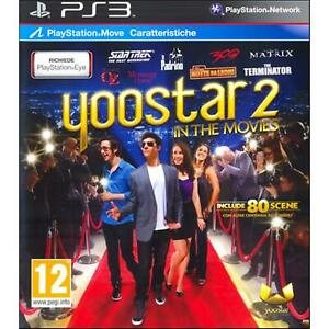 Yoostar-2-in-the-movie-NUOVO-Playstation-3-PS3