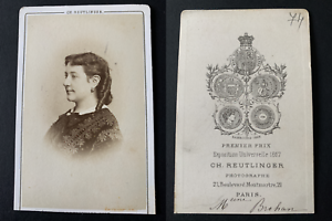 Reutlinger-Paris-Madeleine-Brohan-Vintage-albumen-print-CDV