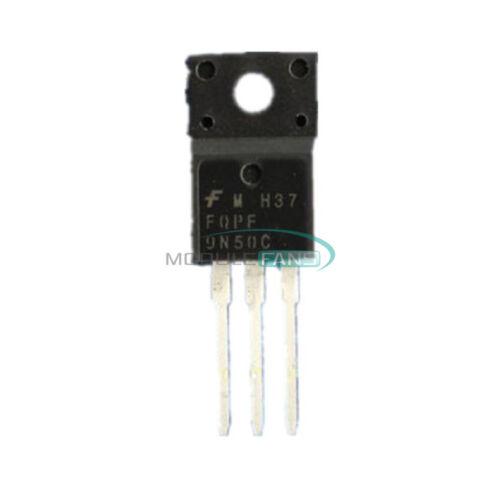 5PCS IC TO220 FQPF9N50C FQPF9N50 IC FQPF9N50C