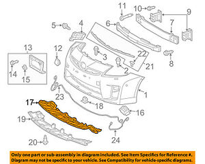 2008 toyota prius front bumper diagram wiring diagram for light rh lomond tw 2010 toyota prius engine diagram