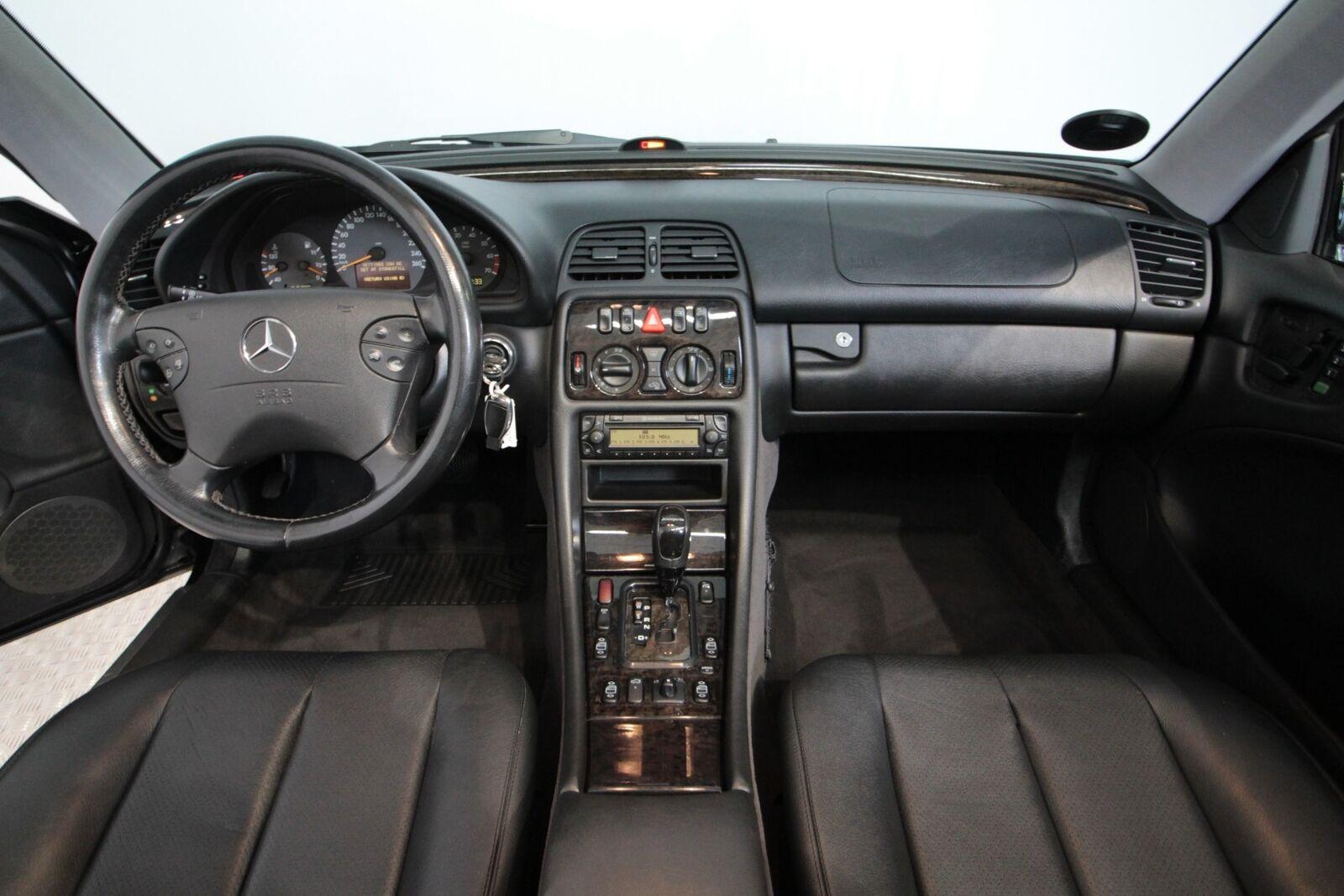 Mercedes CLK230 Komp. Cabriolet Avantgarde aut