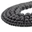 4-6-8-10mm-Lot-Bulk-Natural-Stone-Lava-Loose-Beads-DIY-Bracelet-Jewelry-Necklace thumbnail 50