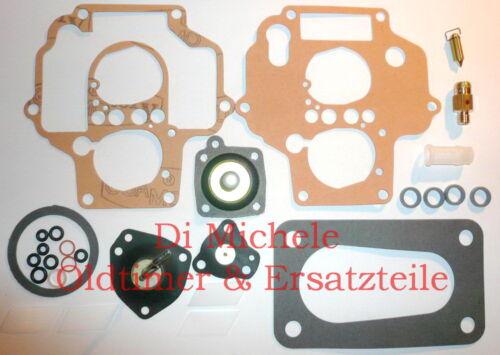 FIESTA 1,4 L Festval Ghia 28//30 Dftm Carburatore Weber Kit Riparazione Ford