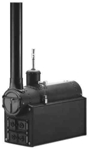 forniamo il meglio Live Ssquadra Engine Horizontal Factory Boiler Kit Kit Kit BLR-2  fino al 65% di sconto