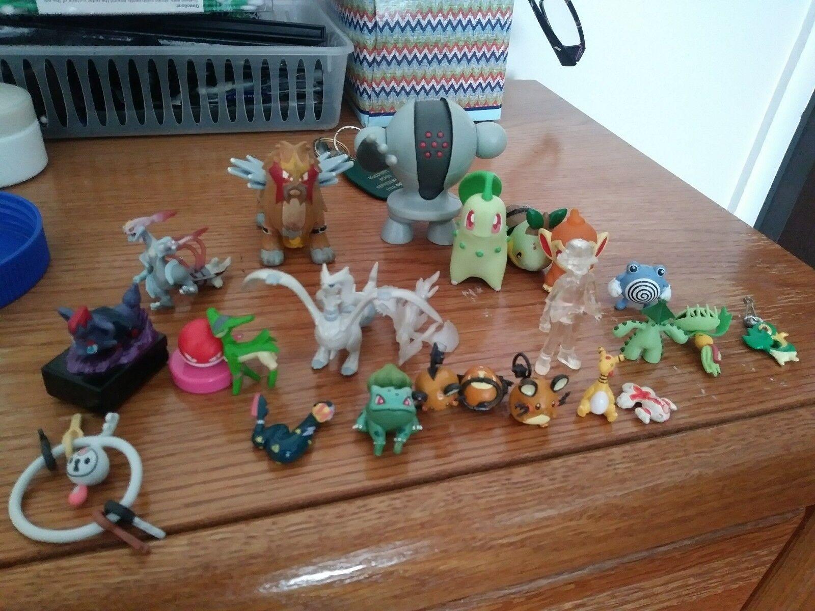 Pokemon Lot Figure Please read details.