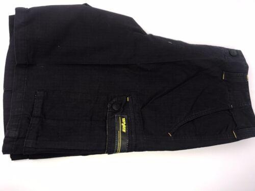 "Brand New. SENATE /""Basic Cargo/"" Skate Shorts Olive or Black Canvas"