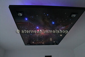 led sternenhimmel lichtfaser 0 75 1 1 5mm design effekt beleuchtung wohnzimmer ebay. Black Bedroom Furniture Sets. Home Design Ideas