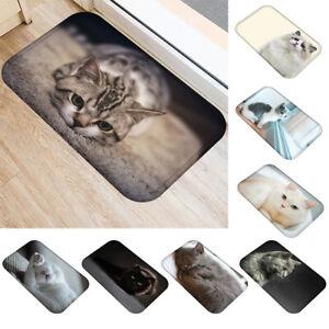 Cg-3D-Cat-Anti-slip-Doormat-Home-Kitchen-Bathroom-Decor-Carpet-Floor-Mat-9patte