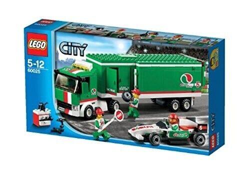 LEGO  città 60025-GRe PRIX Camion  prezzi equi