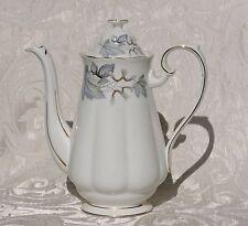 Servizio caffè con caffettiera 8 persone Royal Albert Silver Maple Pattern
