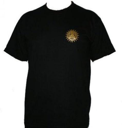 SOL INVICTUS T-Shirt Golden Sun Death in June Blood Axis Tony Wakeford Sieben