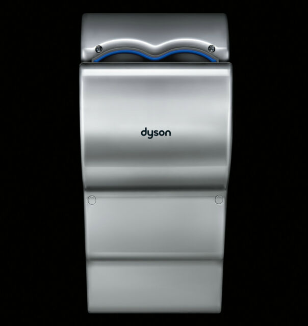 dyson airblade db ab 14 hand dryer steel gray polycarbonate abs 110v120v - Dyson Hand Dryer