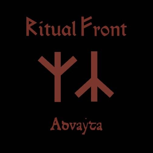 RITUAL FRONT Advayta EP lim.220 Blood Axis Von Thronstahl Neutral Triarii Arditi